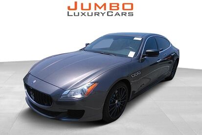 2015_Maserati_Quattroporte_S Q4_ Hollywood FL