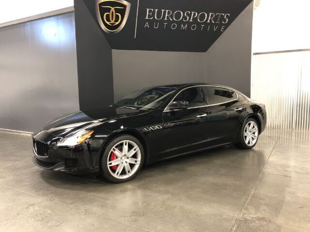 2015 Maserati Quattroporte S Q4 Salt Lake City UT