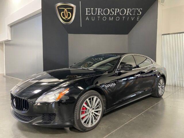 2015 Maserati Quattroporte S Q4 Salt Lake City UT