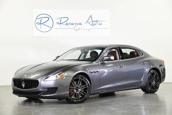 2015_Maserati_Quattroporte_S Q4_ The Colony TX