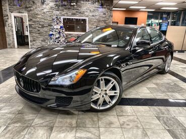 2015_Maserati_Quattroporte_S Q4_ Worcester MA
