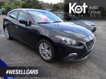 2015 Mazda 3 Sport GX Bluetooth, Low KM's
