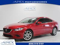 Mazda 6 i Touring Leather Sunroof Rear Camera Bose Audio 2015