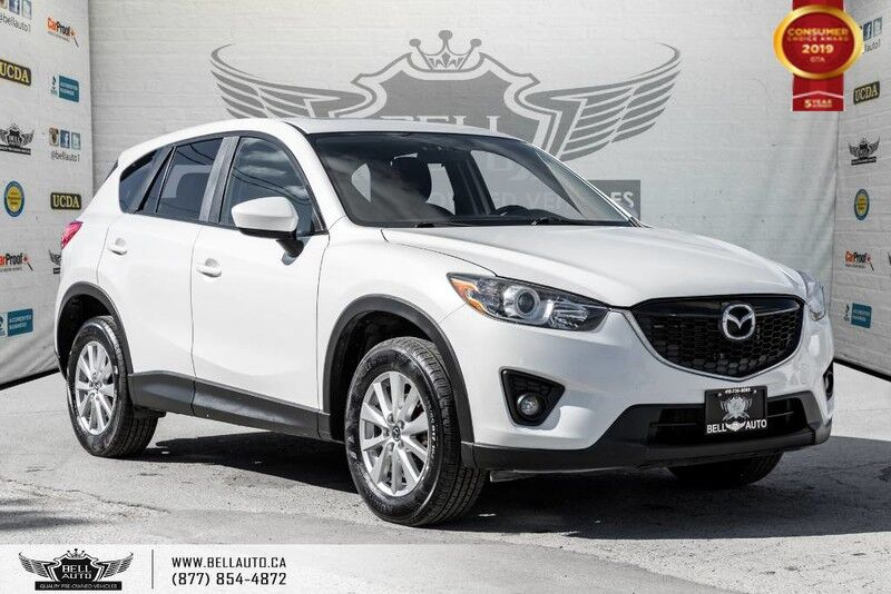 2015 Mazda CX-5 GS, AWD, BACK-UP CAM, SUNROOF, HEATED SEATS, PUSH START