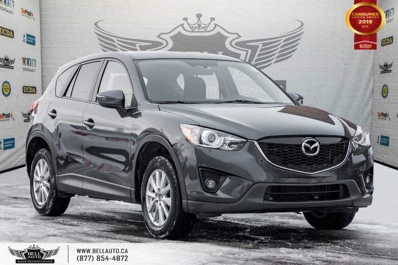 2015 Mazda CX-5 GS, AWD, NO ACCIDENT, BACK-UP CAMERA, SENSORS, SUNROOF Toronto ON
