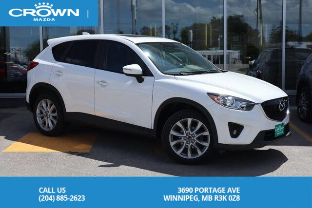 2015 Mazda CX-5 GT **Bought Here/Serviced Here** Winnipeg MB