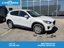 2015_Mazda_CX-5_GX AWD *One owner/Mazda's Unlimited KM Warranty*_ Winnipeg MB