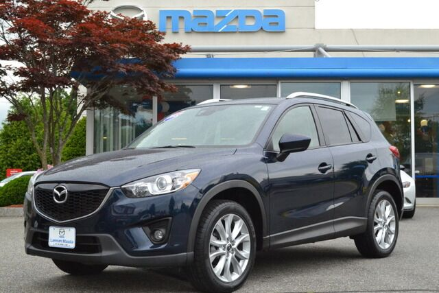 2015 Mazda CX-5 Grand Touring AWD Technology Package Lowell MA