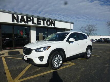 2015_Mazda_CX-5_Grand Touring_ Bourbonnais IL