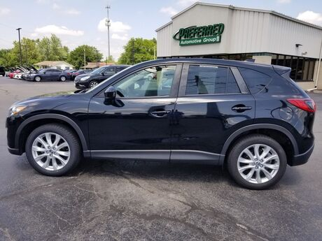 2015 Mazda CX-5 Grand Touring Fort Wayne Auburn and Kendallville IN