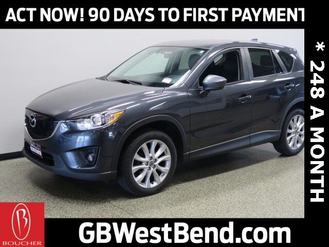2015 Mazda CX-5 Grand Touring West Bend WI