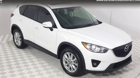 2015_Mazda_CX-5_Grand Touring /NAV/SUN/CAM/CRUISE/USB/P2_ Euless TX