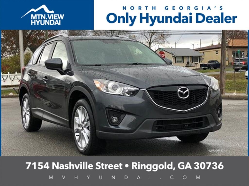2015 Mazda CX-5 Grand Touring Ringgold GA