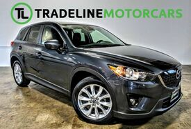 2015_Mazda_CX-5_Grand Touring SUNROOF, LEATHER, REAR VIEW CAMERA AND MUCH MORE!!!_ CARROLLTON TX