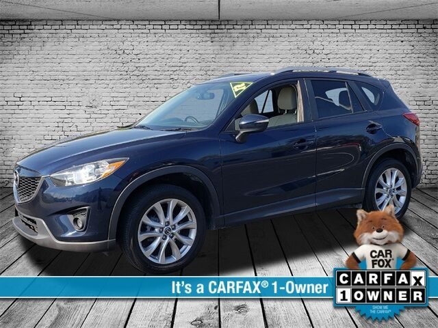 2015 Mazda CX-5 Grand Touring Savannah GA