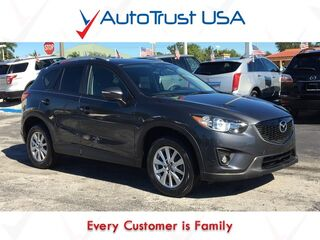 Mazda CX-5 TOURING 1 OWNER BACKUP CAM POWER PKG BLUETOOTH 2015