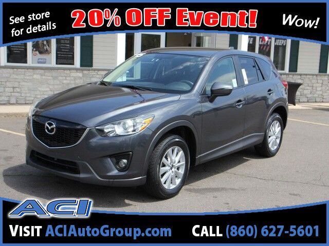 2015 Mazda CX-5 Touring East Windsor CT