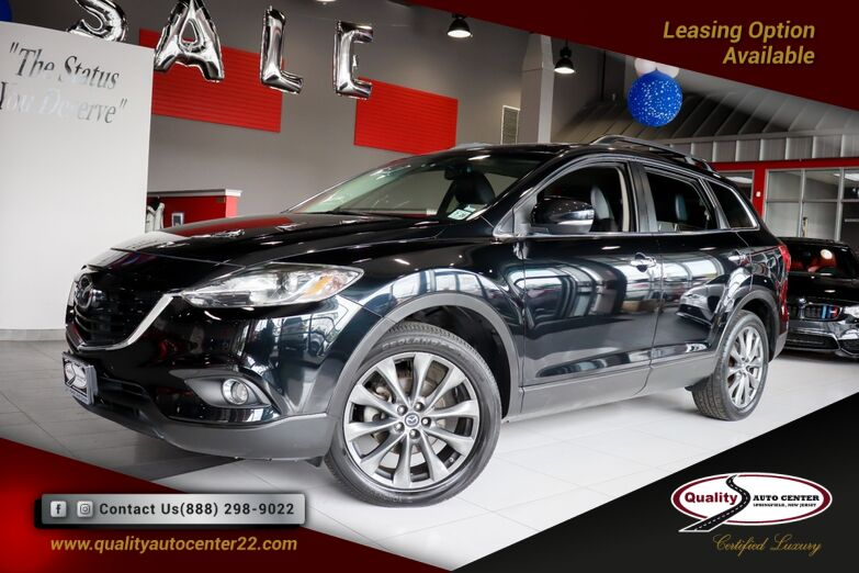 2015 Mazda CX-9 Grand Touring AWD GT Technology PKG Navigation Sunroof Springfield NJ
