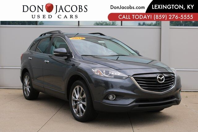 2015 Mazda CX-9 Grand Touring Lexington KY
