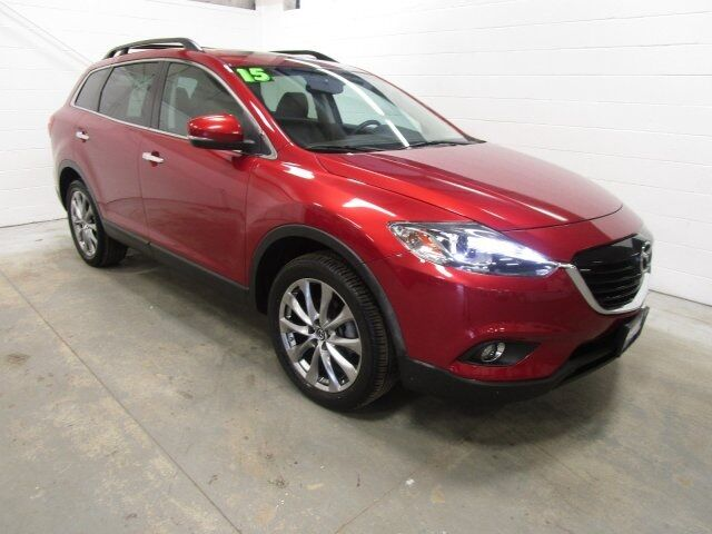 2015 Mazda CX-9 Grand Touring Peoria IL