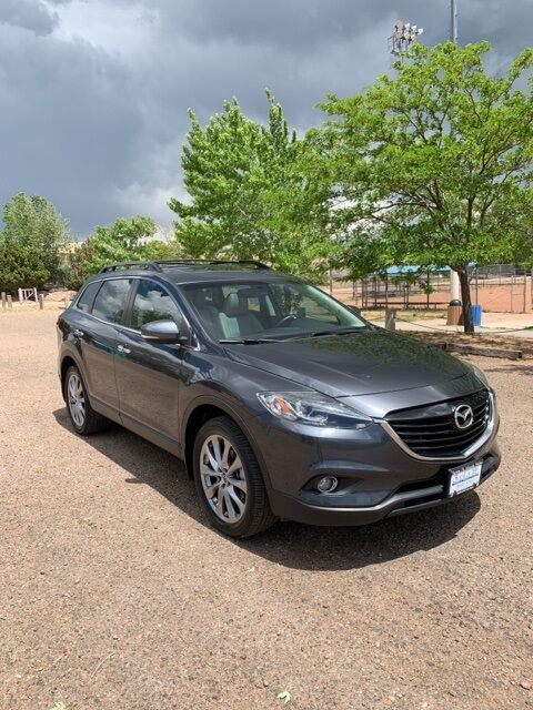 2015_Mazda_CX-9_Grand Touring_ Santa Fe NM