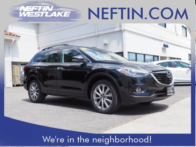 Vehicle details - 2015 Mazda CX-9 at Neftin Westlake Mazda Thousand