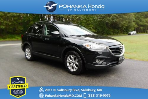 2015_Mazda_CX-9_Touring AWD ** Pohanka Certified 10 Year / 100,000  **_ Salisbury MD