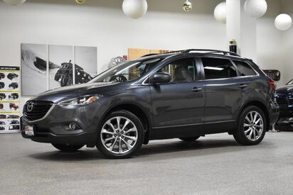 2015_Mazda_CX-9_Touring_ Boston MA