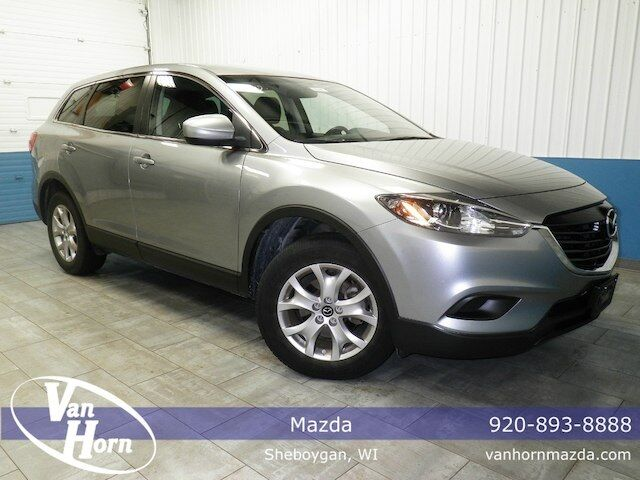 2015 Mazda CX-9 Touring Plymouth WI