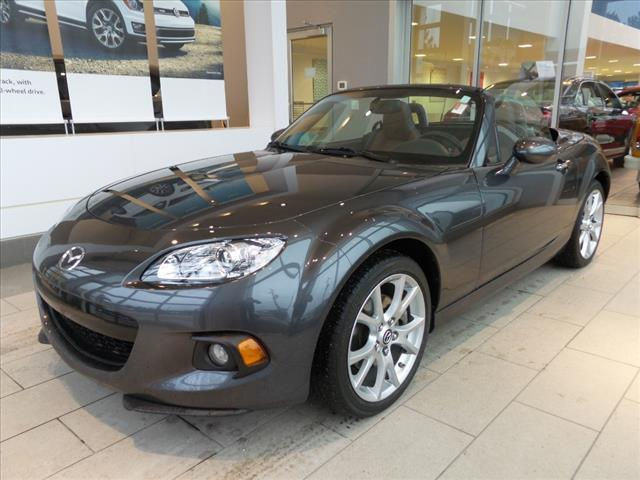 2015 Mazda MX-5 Miata 2DR CONV HARD TOP MAN GRA Brookfield WI