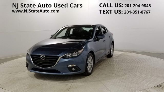 2015 Mazda Mazda3 4dr Sedan Automatic i Sport Jersey City NJ