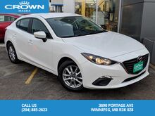 2015_Mazda_Mazda3_GS Automatic *Local/One Owner/New Tires*_ Winnipeg MB