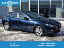 2015_Mazda_Mazda3_GS Sport Hatchback 6 Speed Manual *Moonroof/Clean Carproof*_ Winnipeg MB
