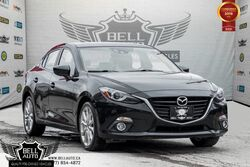 Mazda Mazda3 GT, NAVI, BACK-UP CAM, LEATHER, SUNROOF, HEATED SEAT 2015