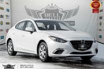 Mazda Mazda3 GX, BACK-UP CAM, BLUETOOTH, PUSH START, TRACTION CNTRL 2015