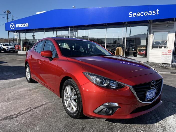 2015 Mazda Mazda3 Sedan i Grand Touring Portsmouth NH
