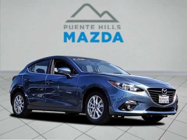 2015 Mazda Mazda3 i Grand Touring City of Industry CA