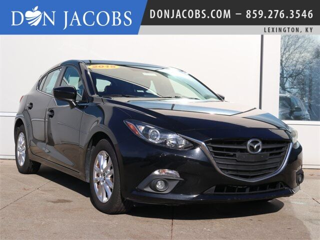 2015 Mazda Mazda3 i Grand Touring Lexington KY