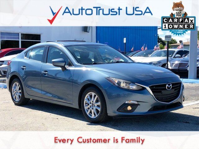 2015 Mazda Mazda3 i Grand Touring Miami FL