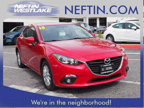 2015 Mazda Mazda3 i Grand Touring Thousand Oaks CA