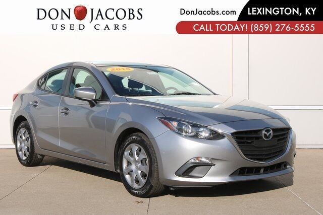 2015 Mazda Mazda3 i Lexington KY