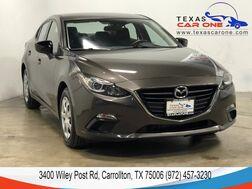 2015_Mazda_Mazda3_i SV AUTOMATIC KEYLESS START AUX/USB INPUT_ Carrollton TX