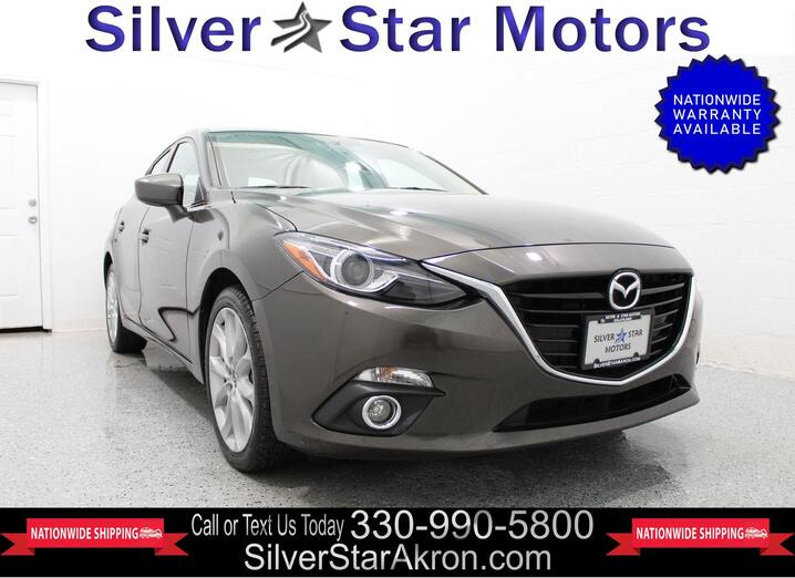 2015 Mazda Mazda3 s Grand Touring Tallmadge OH