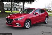 2015 Mazda Mazda3 s Grand Touring WOW! $2,600 Tech Package, Nav, Blind Spot & MORE!
