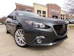 2015 Mazda Mazda3 s Touring Skyactiv-Nav-Leather-Low Miles