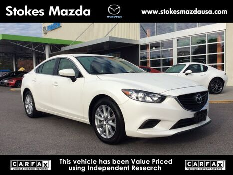 2015_Mazda_Mazda6_Sport_ Aiken SC