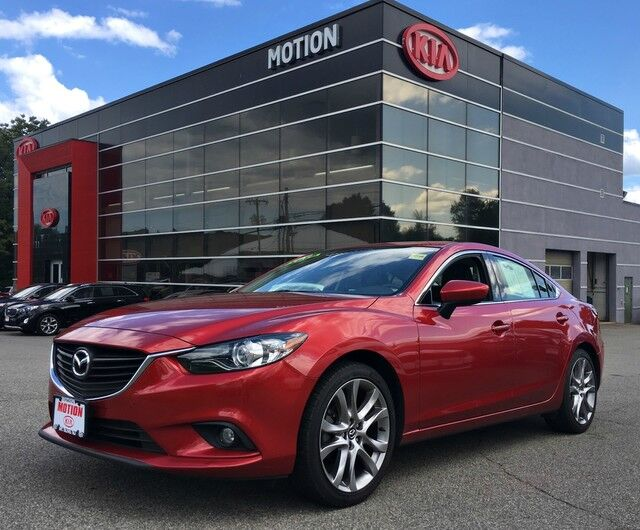 2015 Mazda Mazda6 i Grand Touring Hackettstown NJ