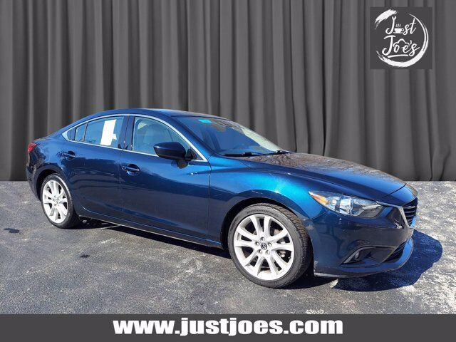 2015 Mazda Mazda6 i Grand Touring Chester Springs PA