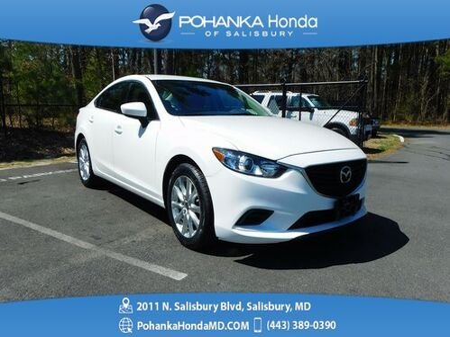 2015_Mazda_Mazda6_i Sport ** BEST MATCH ** GUARANTEED FINANCING **_ Salisbury MD