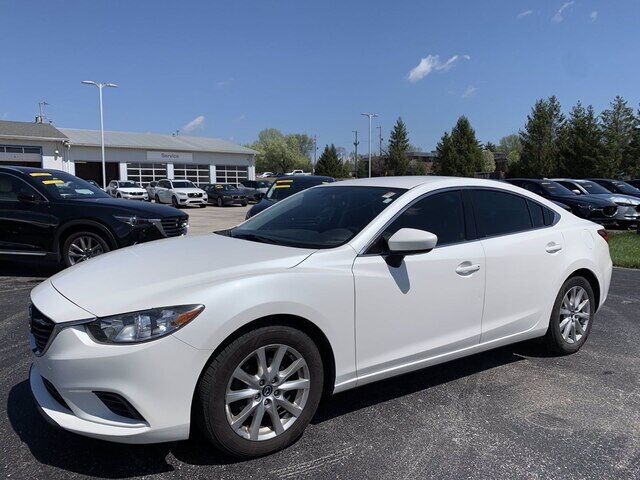 2015 Mazda Mazda6 i Sport Bloomington IN